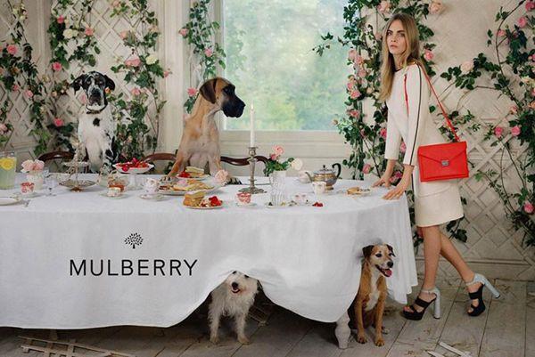 英国奢侈品巨头Mulberry中期销售效果不佳