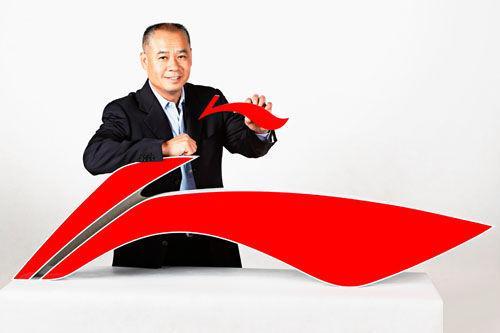 """李宁用原创设计诠释""""中国制造""""的意义"""
