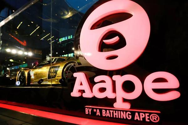 日本潮流品牌Bape或将进军巴黎市场