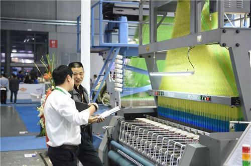 2018纺机展推动制造业持续向