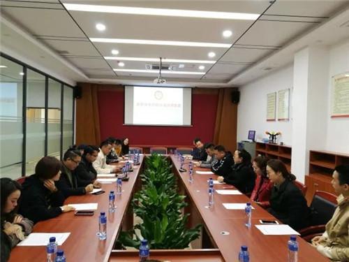 东莞市毛织服装设计师协会召开第三届第五次会员大会