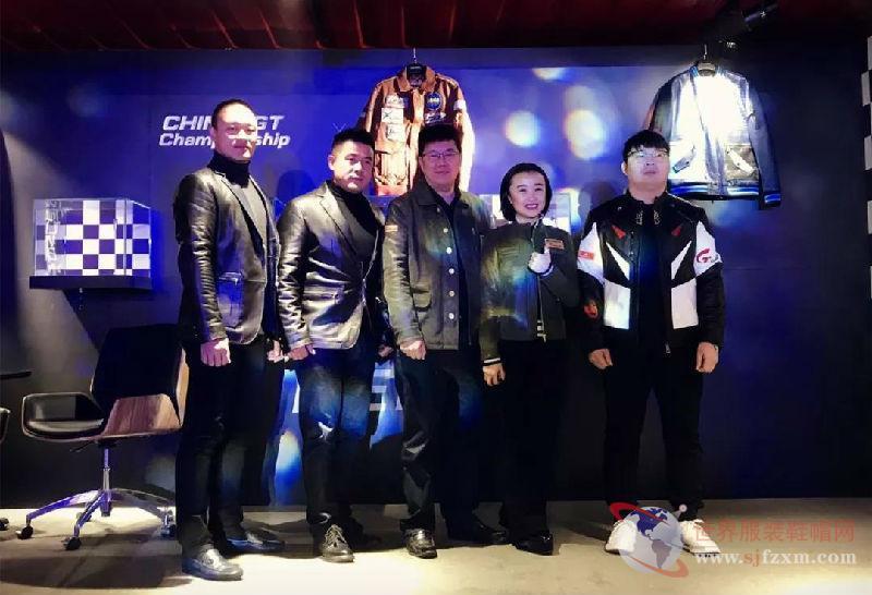 Long-Sailing&CHINA GT 联名款定制皮衣正式上市|奏响跨界最强音!