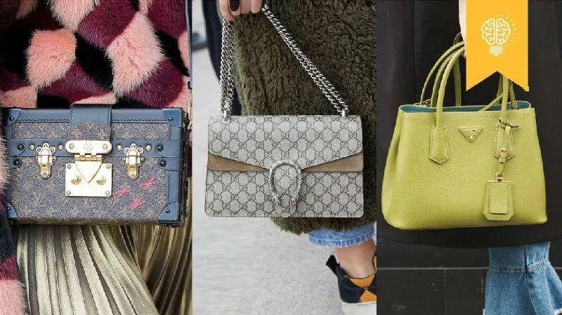 面对女士手袋战场 奢侈品企业将如何升级战略,积极应战?