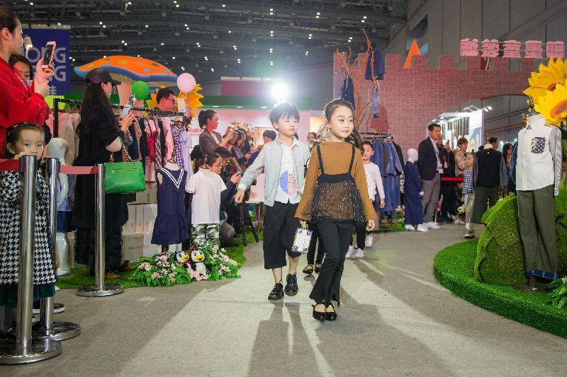 中國童裝看即墨——2018中國即墨童裝節暨中國即墨童裝時裝周8月舉辦