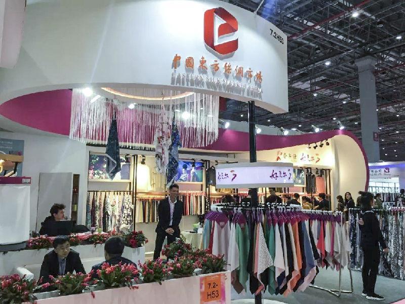 中国面料看盛泽:第五届江苏(盛泽)纺织品博览会10月扬帆起航