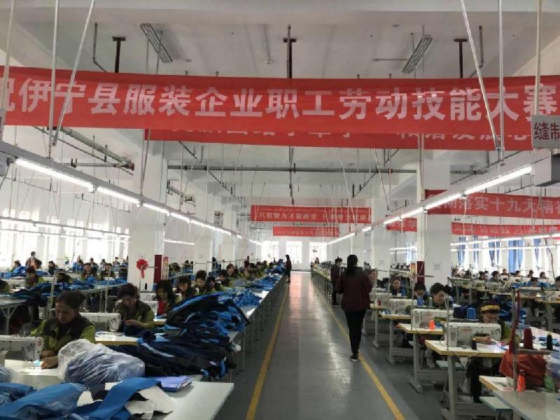 夏令敏一行调研新疆纺织产业:从政府推动到自我循环 步入发展新阶段