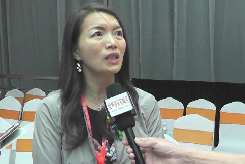 專訪香港貿發局華南區首席代表   吳文慧