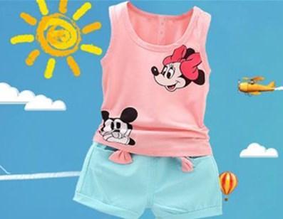 【深度】童装市场潜力巨大 增速开始超过整体服装行业