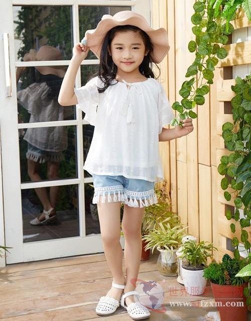 WMPRINCE西瓜王子童装 夏天的色彩不只是甜美