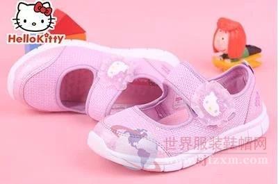 儿童品牌鞋款式多样 家长应给孩子挑选哪种呢?