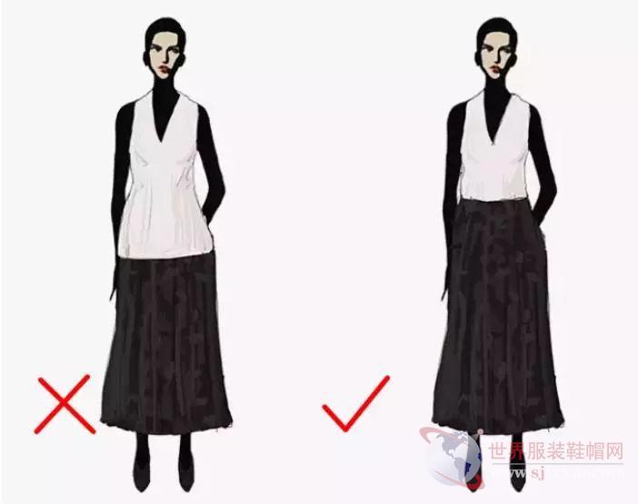 几款最不适合夏天穿的裙子,赶快看看你穿错了吗?