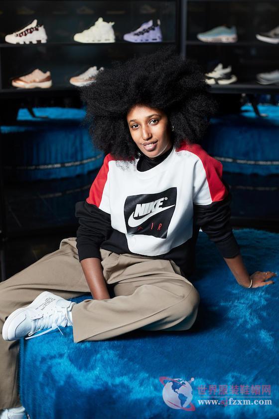 """双向需求Jordan领衔的球鞋文化终于开始关注""""她"""""""