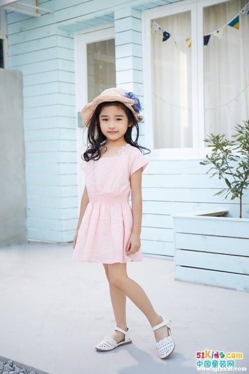 西瓜王子童装2018年夏季新品  童年的甜美生活