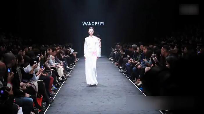 王培沂秋冬米兰时装周首秀-闪耀的低调奢华