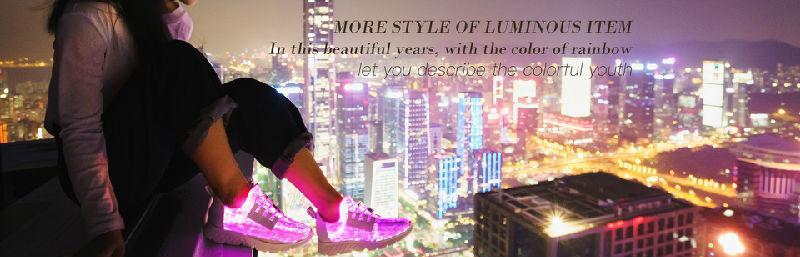 品牌推荐-深圳市时尚发光科技有限公司亮相上海鞋博会(展位号:T031)
