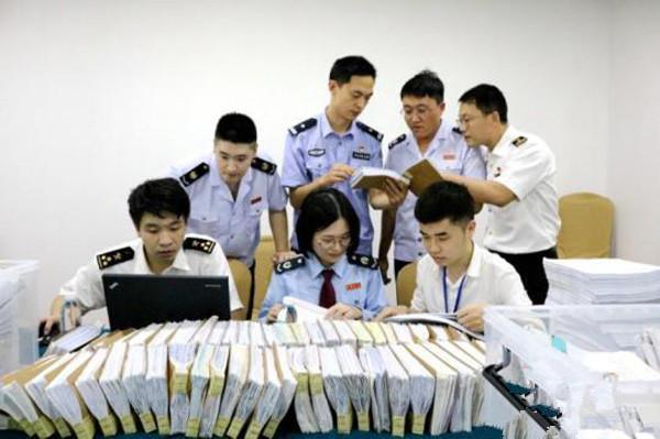 宁波破获出口服装骗取退税大案,案值超8亿元人民币