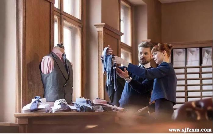 产经 激烈竞争下 男装定制的数字化创新极为重要