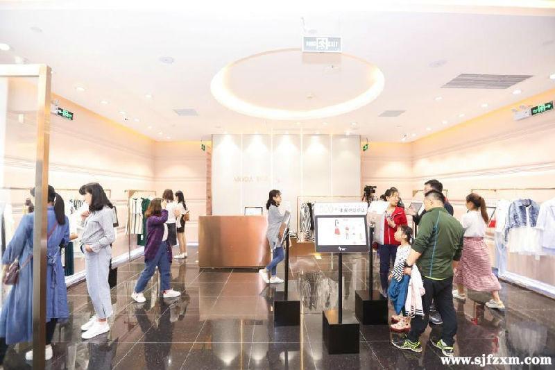 中国虚拟试衣间受外媒关注 但颠覆服装业尚有压力