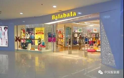 森马上半年数据解析,前10大门店销售露出