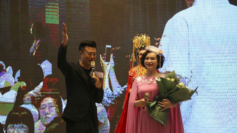 中国梦·山西情丨山西名汇服饰文化有限公司董事长兼首席设计师潘俊杰专访