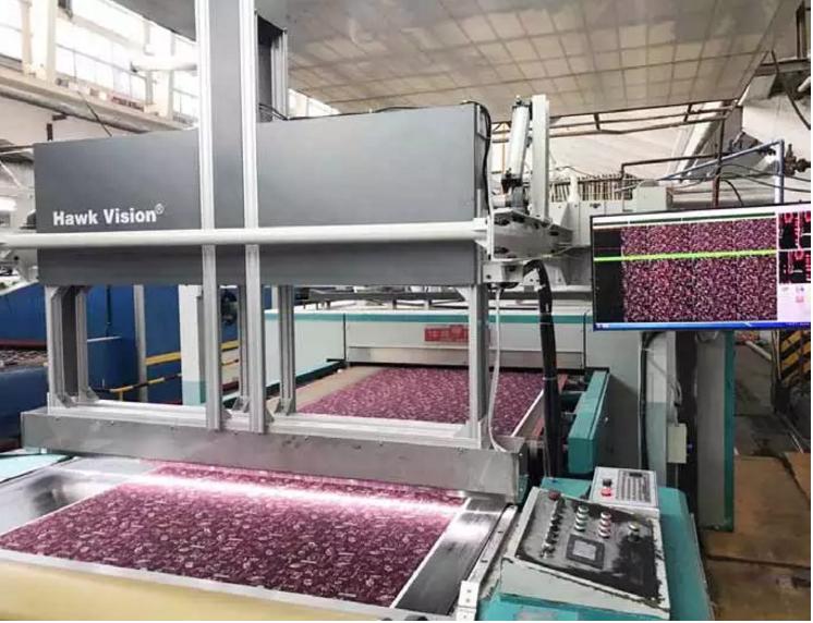 【智能专家 染整样板】印染智能化开启市场新格局——常州宏大打造纺织染整全流程智能化系统