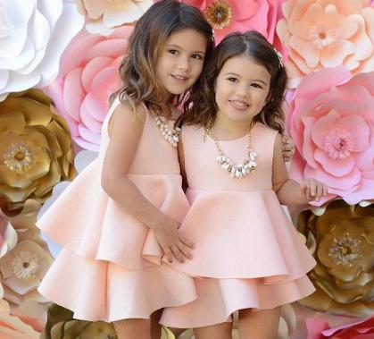 潮妈催生潮童经济  高档童装市场开始迎来爆发式增长
