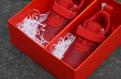 生日礼物的终极Style!ABC KIDS生日小红鞋