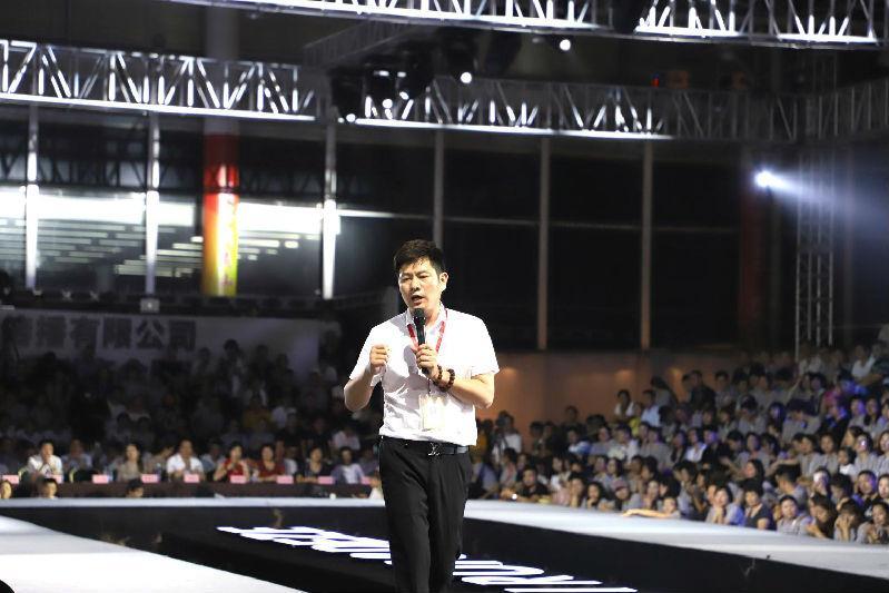 萬順服飾董事長、德牌創始人李云品先生采訪回顧