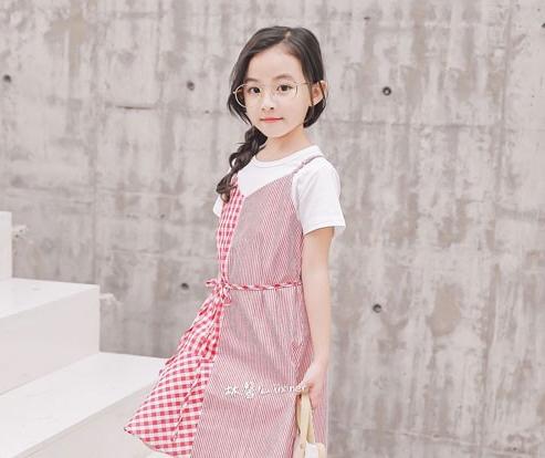 林馨儿童装  时尚清新文艺范