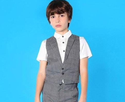 伊顿风尚童装  来告诉你时尚的条纹穿搭风格