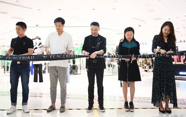 太平鸟在杭开出首家新零售旗舰店   除了阿里赋能还有什么?