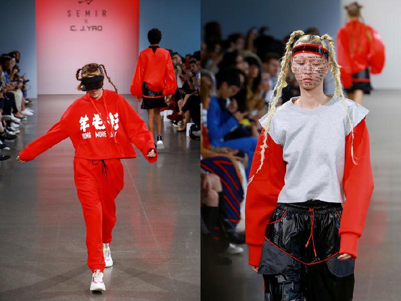 """揭开""""时尚合伙人""""战略的面纱:森马纽约时装周首秀背后的故事"""