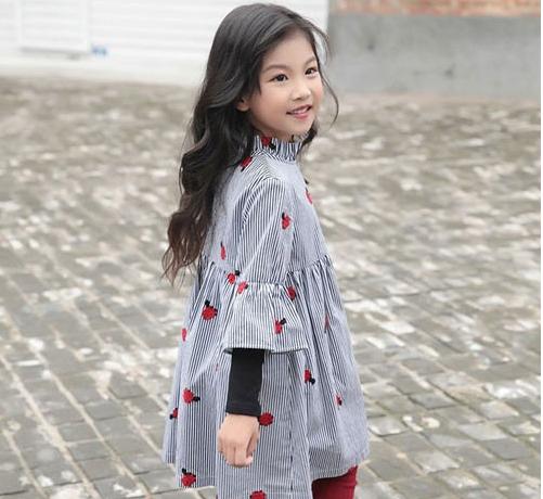 米芝儿童装  培养时尚优雅气质