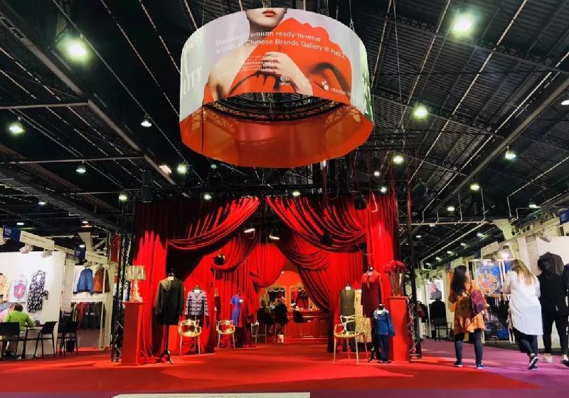 2018 巴黎展 | 鉴欧洲之精髓,走中国自主品牌之路
