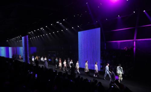 ME & CITY2019春夏系列发布,展现中国时尚品质化转变