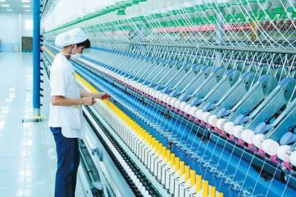 """一个纺织车间的智能化改造:""""转型升级 我们蛮拼的"""""""