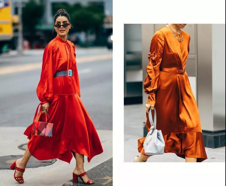 秋天的连衣裙,就买这几条!