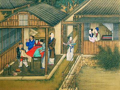 中国农业成就之古代纺织