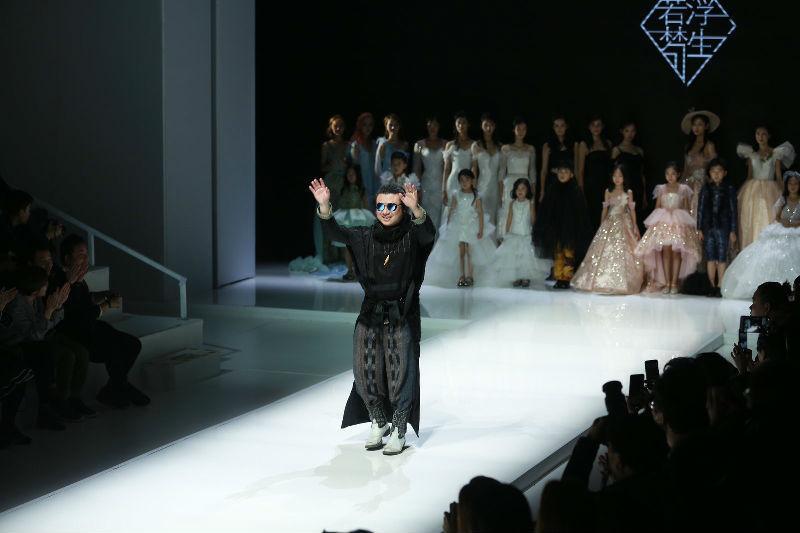浮生若梦,为欢几何——有情怀的独立原创服装设计师 刘正心