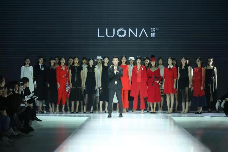 让服饰传递品质生活——LUONA品牌设计师金辉