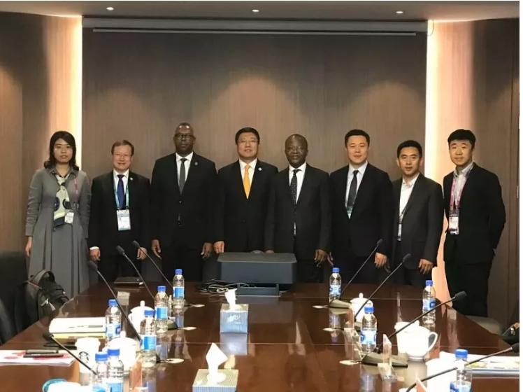 中纺联受邀与非洲棉花四国高层代表畅谈中非纺织业领域合作机遇