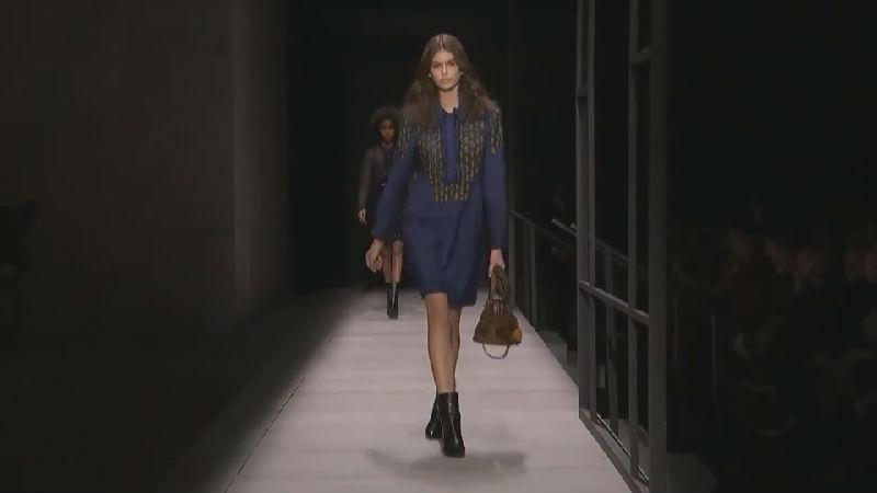 Bottega Veneta纽约式率性时髦造型