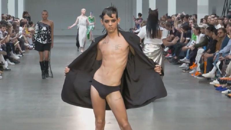 Art School可男可女的时尚你看懂了吗?