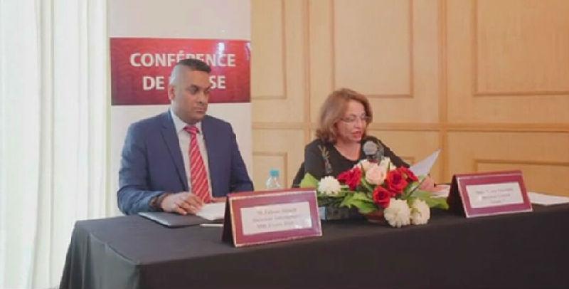 50多家媒体参加第二届摩洛哥中国贸易周展前新闻发布会