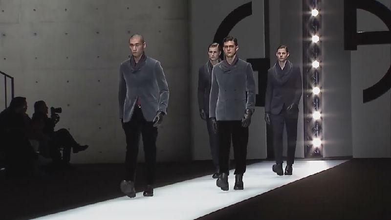 历史的荣光Giorgio Armani奢华与完美永不退色