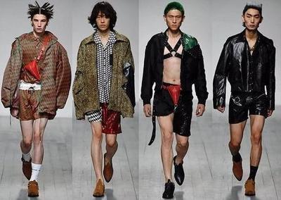 男装周的未来可能会走向衰落