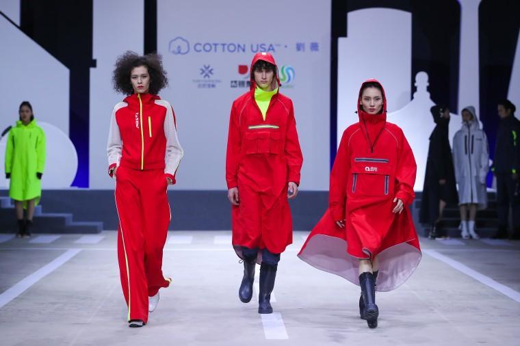 用設計帶動產業鏈的一場創新——COTTON USA攜手劉薇發布中國職業時尚趨勢