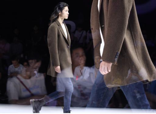 奥·无界时装秀强势登陆2019江南国际时装周
