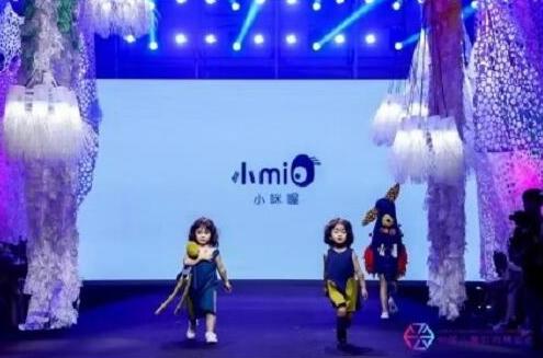 童装高定品牌小咪喔亮相2019亚洲国际童装节 新装首发惊艳全场