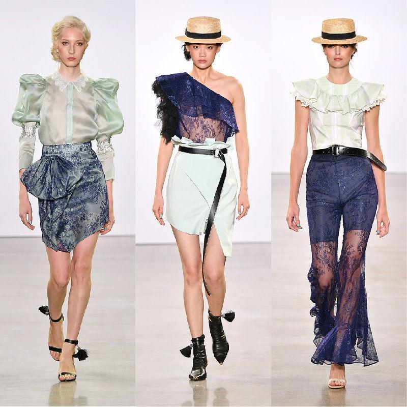 2020春夏紐約時裝周TAORAY WANG:王陶讓世界為高品質上海服裝和高段位中國設計喝彩!